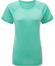 Ronhill Dames aspiratie met korte mouw T-shirt