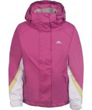 Trespass FCJKSKH20008-11-12 Meisjes astrid roze jasje - 11-12 jaar