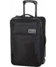 Dakine 10000782-BLACK-OS Zwarte carry on roller bag - 40L
