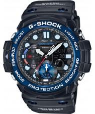 Casio GN-1000B-1AER Mens G-SHOCK gulfmaster getijgrafiek en de maan leeftijd zwarte horloge