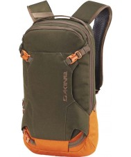 Dakine 10001470-TIMBER-81X Heli pack rugzak van 12l