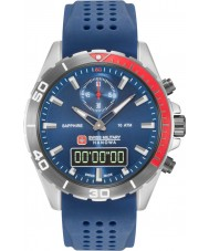 Swiss Military 6-4298-3-04-003 Mens multimission horloge
