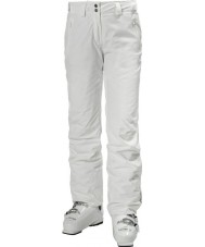 Helly Hansen Dames legendarische witte ski broek