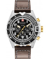 Swiss Military 6-4304-04-007-05 Mens touchdown horloge