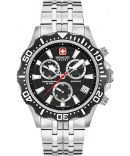 Swiss Military 6-5305-04-007 Mens horloge horloge