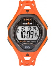 Timex TW5M10500 Mens ironman strakke oranje hars Strap Watch