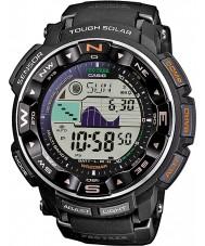 Casio PRW-2500-1ER Mens pro trek triple sensor Tough Solar horloge