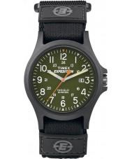 Timex TW4B00100 Mens expeditie camper kern zwart horloge