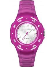 Timex TW5M06600 Kids marathon paars hars Strap Watch