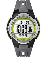 Timex TW5M06700 Mens marathon zwart kunststof band horloge