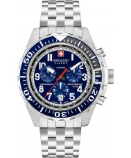 Swiss Military 6-5304-04-003 Mens touchdown horloge