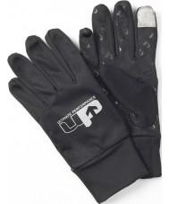 Up Performance black runners handschoenen
