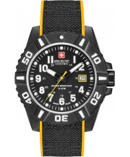 Swiss Military 6-4309-17-007-79 Mens carbon horloge