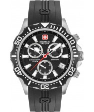 Swiss Military 6-4305-04-007 Mens horloge horloge