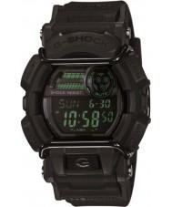 Casio GD-400MB-1ER Mens g-schok mat zwart kunststof band horloge