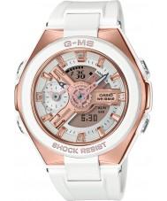 Casio MSG-400G-7AER Dames baby-g horloge
