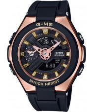 Casio MSG-400G-1A1ER Dames baby-g horloge