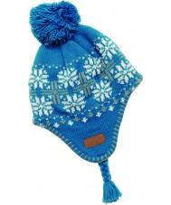 Dare2b DGC006-3PAC12 Meisjes candygirl Blue Reef hat - 11-13 jaar