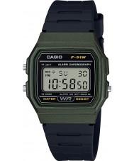Casio F-91WM-3AEF Collectie horloge