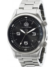 Elliot Brown 202-006-B07 Mens Canford zilveren stalen armband horloge