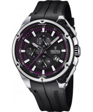 Festina F16882-6 Mens 2015 chrono bike tour de france zwart horloge