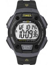 Timex TW5M09500 Mens ironman zwart kunststof band horloge