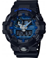 Casio GA-710-1A2ER Heren g-shock horloge