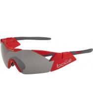 Bolle 6e zintuig s glimmende rode tns gun zonnebril