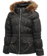 Dare2b DGP017-800C03 Meisjes betoverende zwarte jas - 3-4 jaar