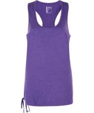 Dare2b Dames activeren Royal Purple Marl Singlet