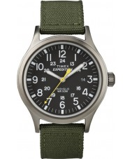 Timex T49961 Mens expeditie scout groen horloge