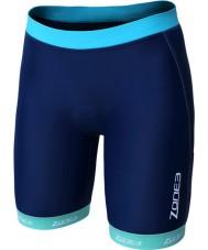 Zone3 Z16331 Dames lava tri shorts