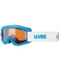 Uvex 55S8241312 Snowy pro set 12 van 4 verschillende ski-bril