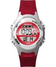 Timex TW5M11300 Ladies marathon rode hars Strap Watch
