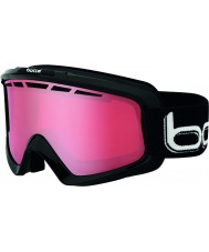 Bolle 21333 Nova ii glanzend zwart - gepolariseerd Vermillon skibril