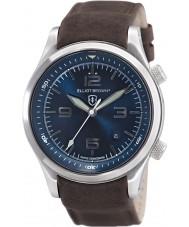 Elliot Brown 202-007-L07 Mens Canford bruine lederen band horloge