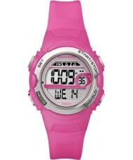 Timex T5K771 Ladies felroze marathon sport horloge