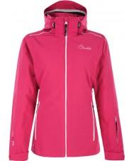 Dare2b DWP305-1Z006L Ladies werken tot elektrische roze ski-jack - size uk 6 (xxs)