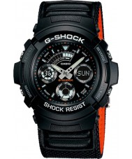 Casio AW-591MS-1AER Mensen van de g-schok chronograaf sporthorloge