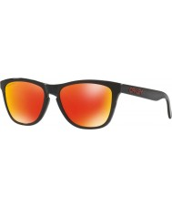 Oakley Oo9013 55 c9 frogskins zonnebrillen