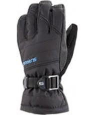 Surfanic SW123700-001-020-4-6 Jongens snapper zwarte handschoenen - 4-6 jaar