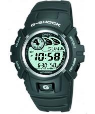 Casio G-2900F-8VER Mens G-shock auto-hulplicht grijze hars horloge