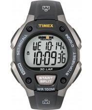 Timex T5E901 Black ironman 30 lap full size sport horloge