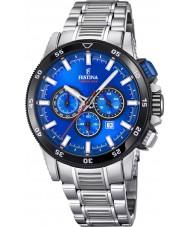 Festina F20352-2 Heren chronofiets horloge