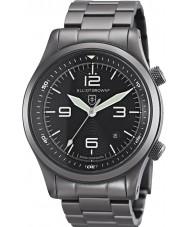 Elliot Brown 202-004-B05 Mens canford gunmetal stalen armband horloge